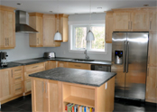 Soapstone countertops and